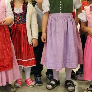 Oktoberfest im Kindergarten und der Krabbelstube!